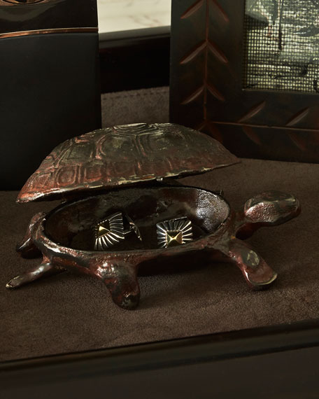Jan Barboglio Stella Turtle Box