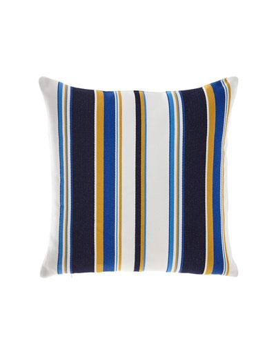 Harbor Stripe Indoor/Outdoor Pillow