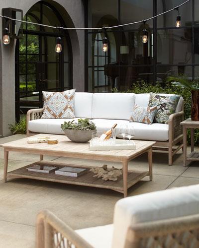 Montecito Outdoor Coffee Table