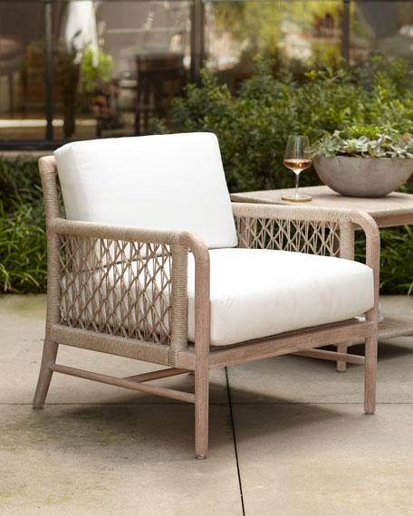 Montecito Outdoor Lounge Chair