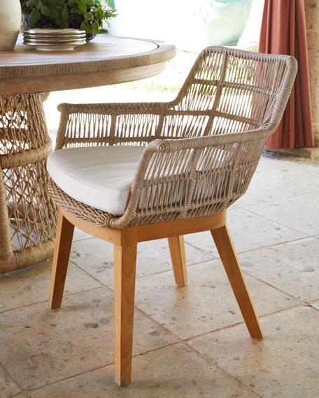 Loretta Outdoor Arm Chair