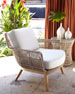 Loretta Outdoor Lounge Chair
