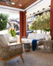 Loretta Outdoor Sofa