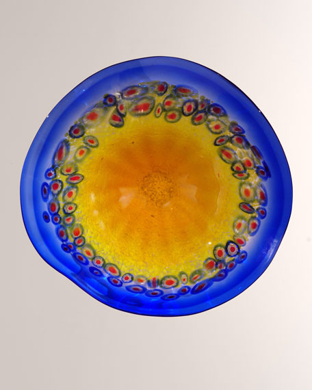 """Westwind Art Glass Sculpture, 12"""""""