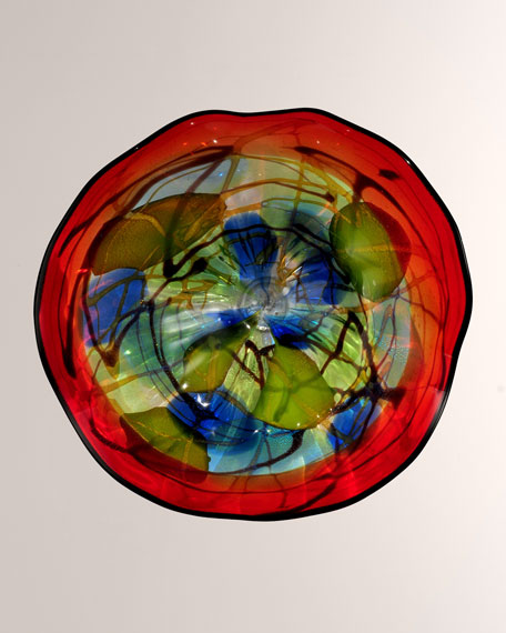 Hankley Art Glass Sculpture, 16""
