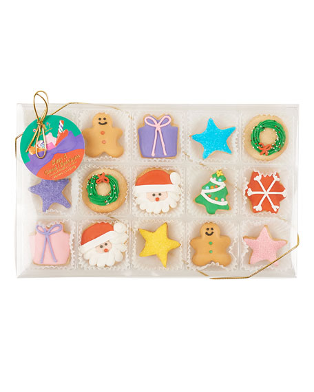 Dylan's Candy Bar 15-Piece Petite Cookies