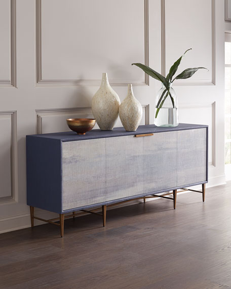 Skyscape Art Sideboard