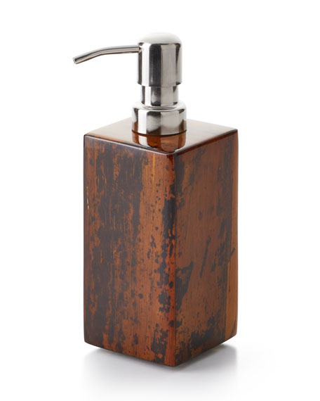 Varadero Dark Stain Soap Pump