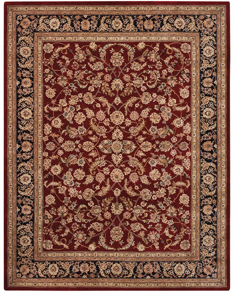 Apenzell Hand-Tufted Rug, 4' x 6'
