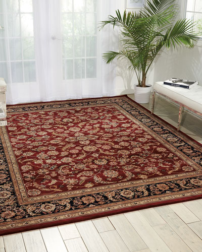 Apenzell Hand-Tufted Rug  10' x 14'