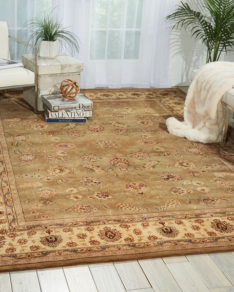 "Brazos Hand-Tufted Runner, 2'6"" x 12'"