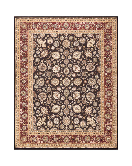 Castle Rock Hand-Tufted Rug, 5' x 8'
