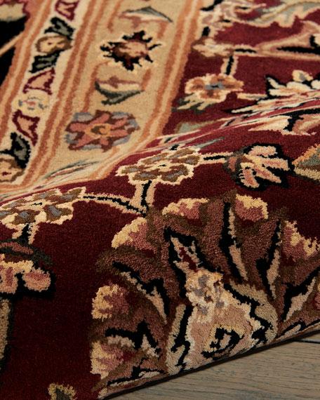 Castle Rock Hand-Tufted Rug, 5' x 8'