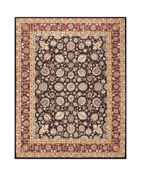 Castle Rock Hand-Tufted Rug, 9' x 12'