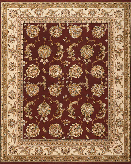 Red River Hand-Tufted Rug, 8' x 10'