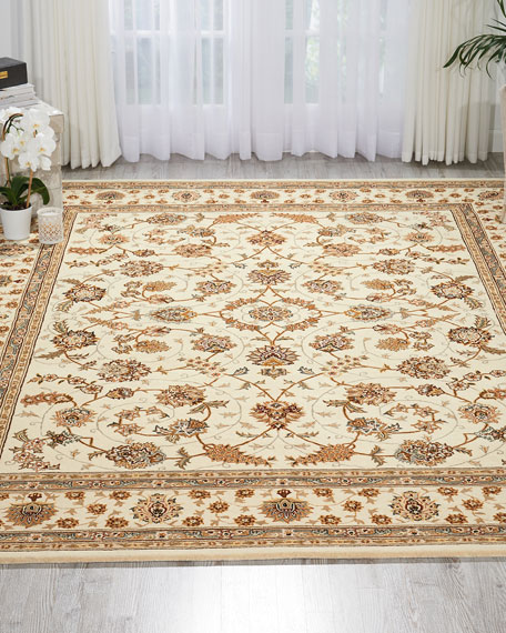 NourCouture Buttercup Hand-Tufted Rug, 10' x 14'