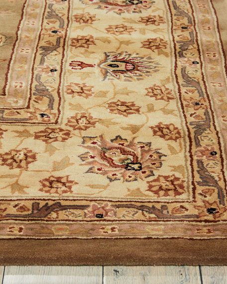 Brazos Hand-Tufted Runner, 2' x 8'