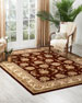 Red River Hand-Tufted Rug, 5' x 8'