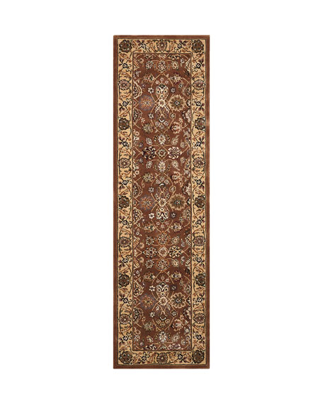 """Caymus Hand-Tufted Runner, 2'3"""" x 8'"""
