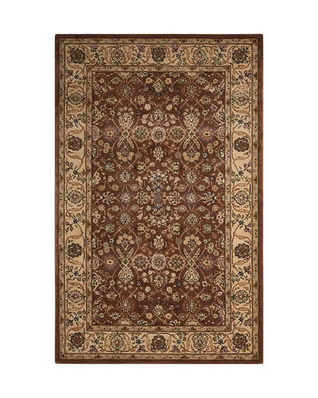 Caymus Hand-Tufted Rug, 4' x 6'