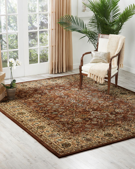 NourCouture Caymus Hand-Tufted Rug, 10' x 14'