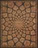 Mosaic Hand-Tufted Rug, 8' x 10'