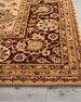 Colonial Hand-Tufted Rug, 5' x 8'