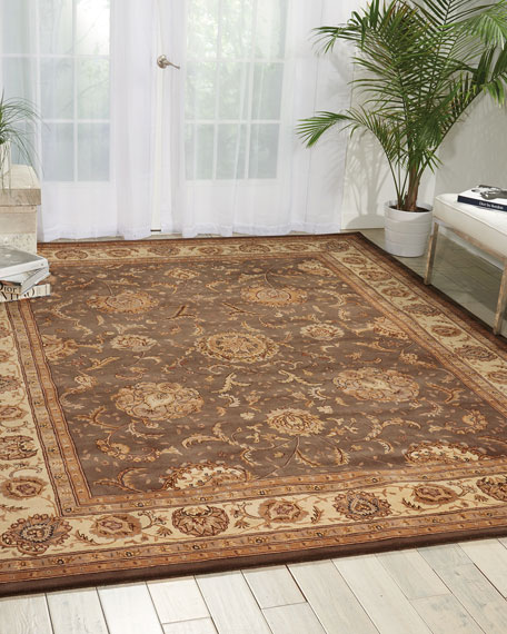 "Endicott Hand-Tufted Runner, 2'6"" x 12'"