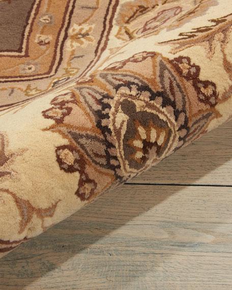 Endicott Hand-Tufted Rug, 4' x 6'