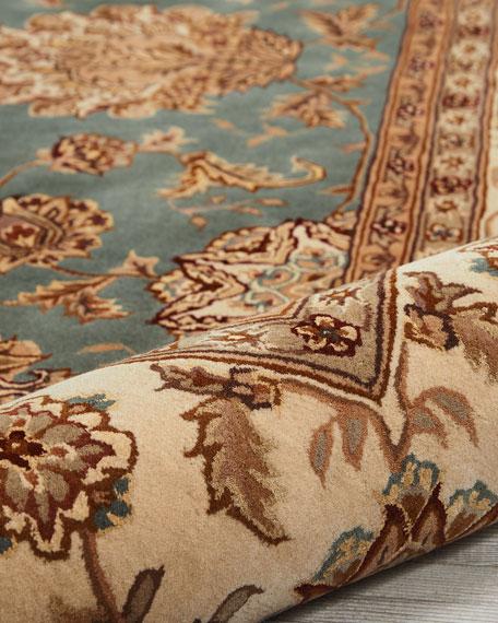 Keeyson Hand-Tufted Rug, 4' x 6'