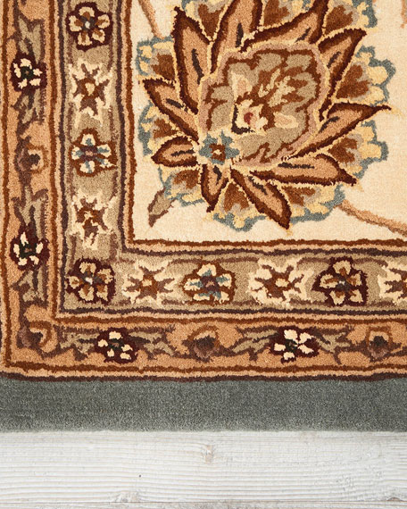 Keeyson Hand-Tufted Rug, 10' x 14'