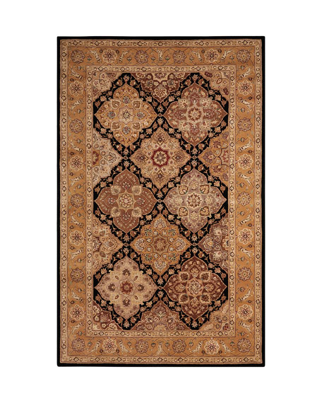"Mystic Diamond Hand-Tufted Runner, 2'6"" x 12'"