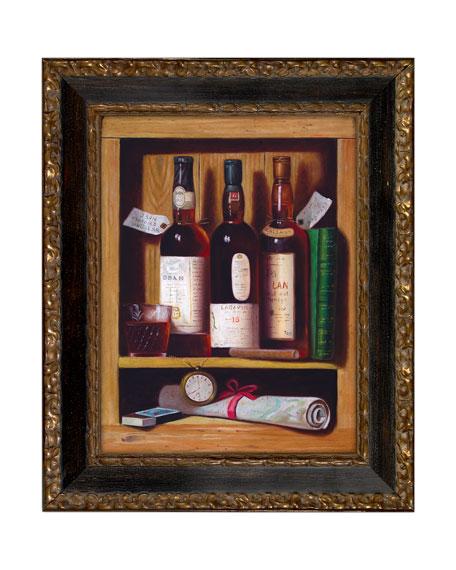 """Liquor"" Giclee Art"