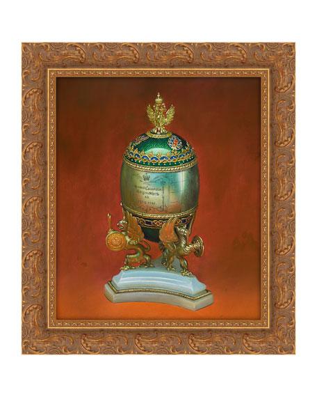"""""""Faberge Egg I"""" Giclee Art"""