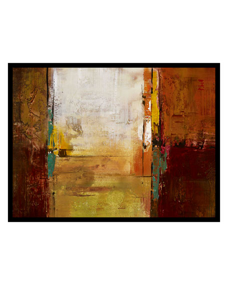 """Abstract I"" Giclee Art"