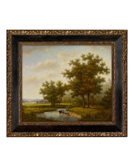"""""""Dutch Landscape"""" Giclee Art"""