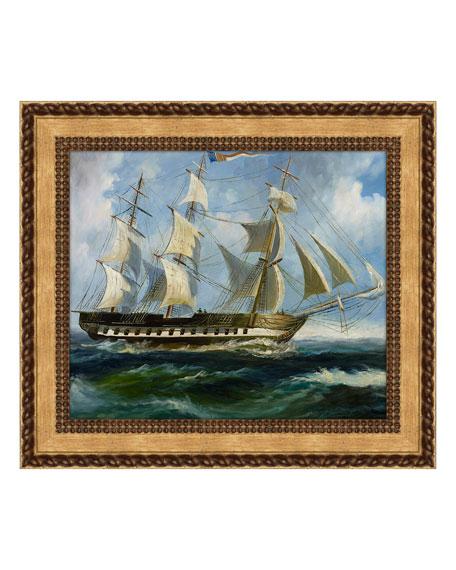 """Sailboat"" Giclee Art"