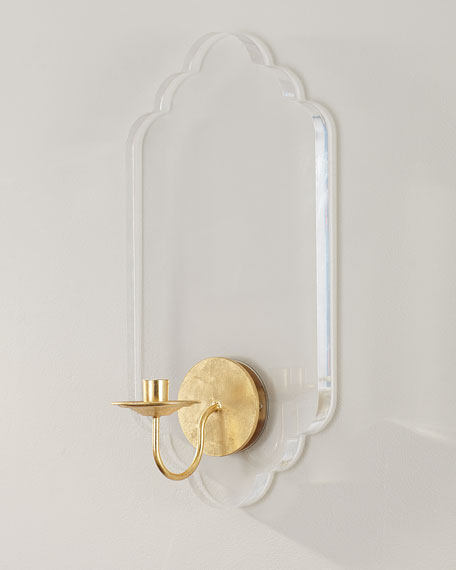 Ella Wall Candle Sconce