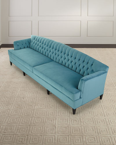Macie Tufted Sofa 120
