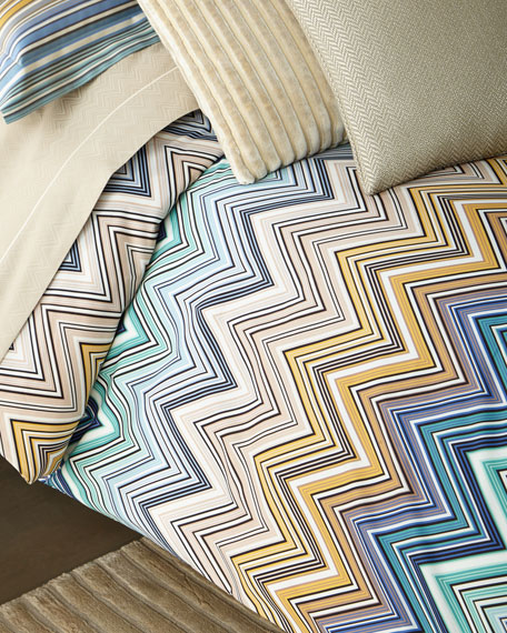Missoni Home Trevor King Duvet Cover