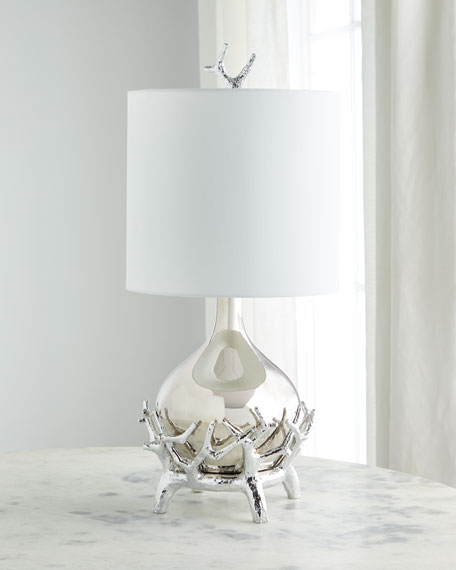 Global Views Sprig Table Lamp