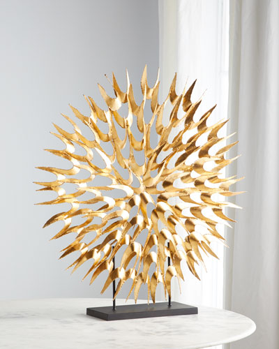 Sunburst Sculpture