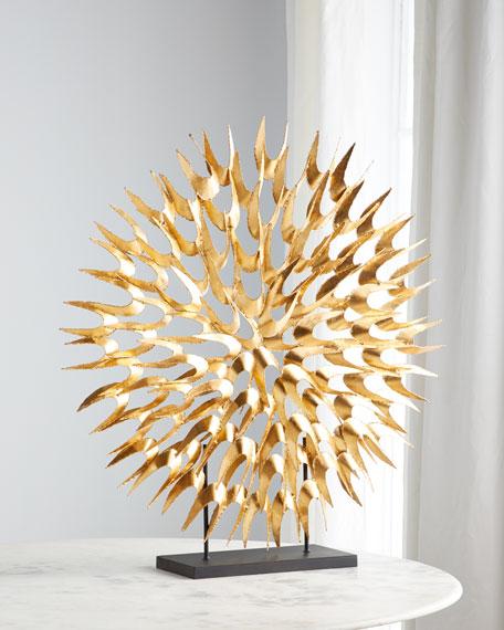 Sunburst Sculpture