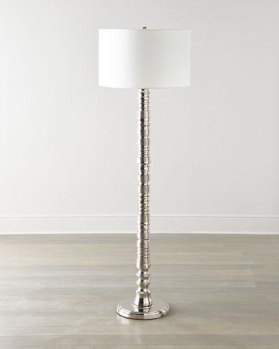 Aluminum Floor Lamp