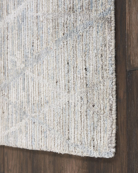 Cumberland Hand-Knotted Rug, 10' x 14'