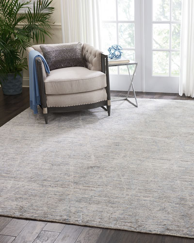 Cumberland Hand-Knotted Rug  10' x 14'
