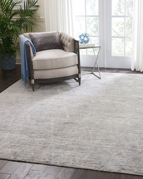 Cumberland Hand-Knotted Rug, 9' x 12'