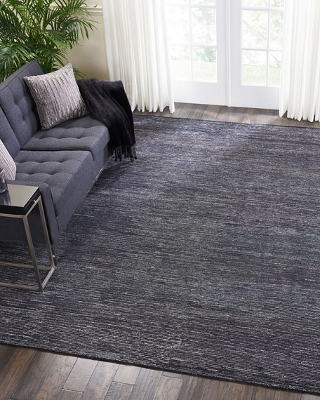Dover Hand-Knotted Rug, 5' x 8'