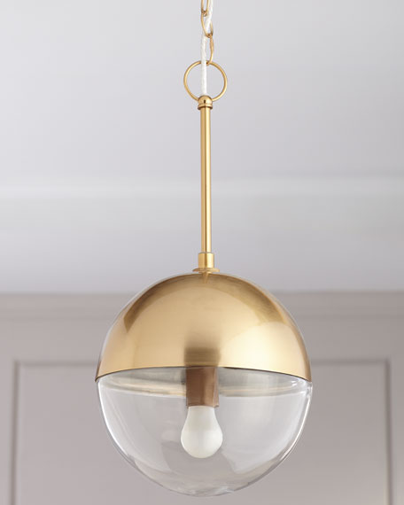 Jamie Young Modern Sphere Pendant