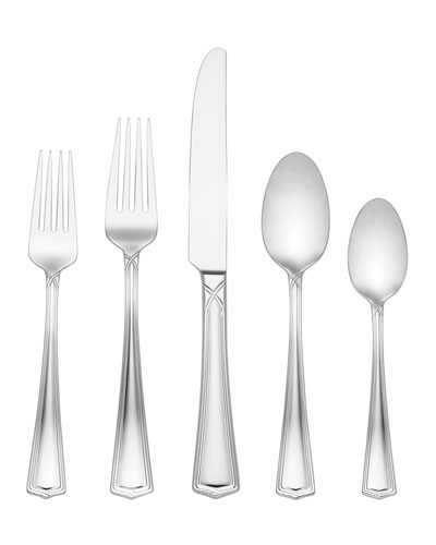 74-Piece Madigan Flatware Set
